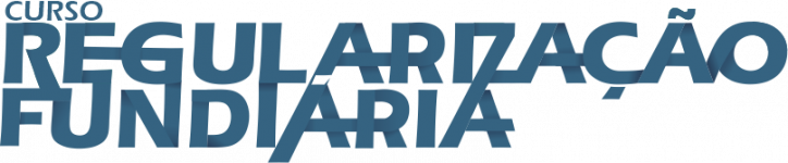 Logo of Curso de Regularização Fundiária